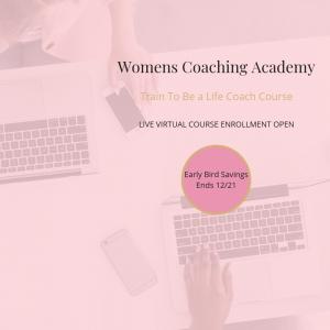 WCA LIve Virtual Life Coach Training