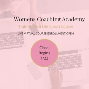 Life Coach Training For Women