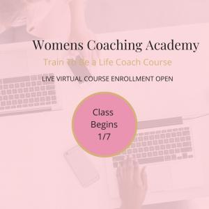 Life Coach Training Live Course